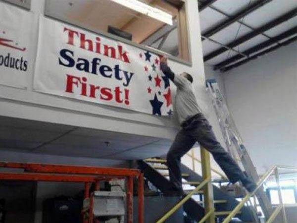 iş güvenliği gülme garantili 7