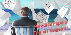 cennet belgeleri paradise papers off-shore hesaplar off-shore bankacılık isimler şirketler