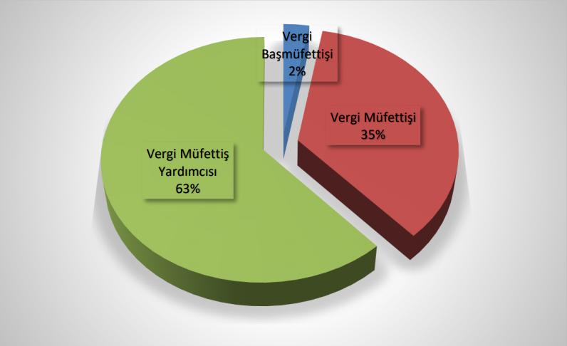 vergi müfettişlerinin unvanlara göre yüzde dağılımı.PNG