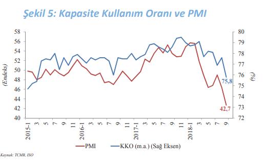 kapasite kullanım oranı ve pmi endeks verileri 2018 grafik.PNG