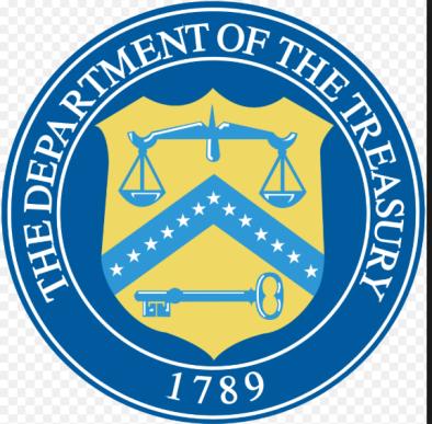 ABD hazine maliye bakanlığı logosu