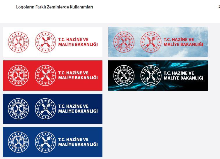 hazine ve maliye bakanlığı logosunun farklı zeminlerde kullanımı.JPG