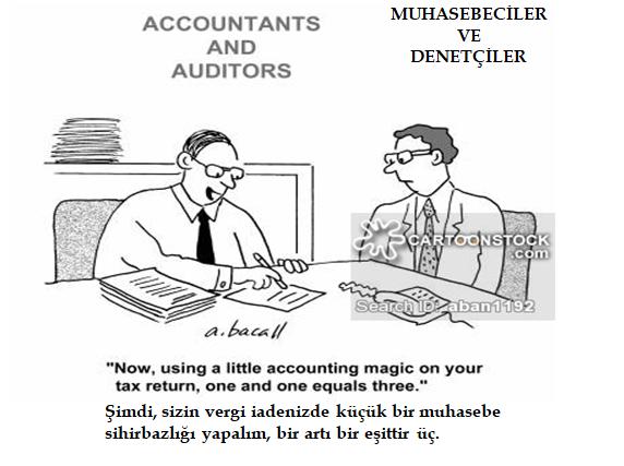 mali mizah şimdi sizin vergi iadenizde küçük bir sihirbazlık yapalım