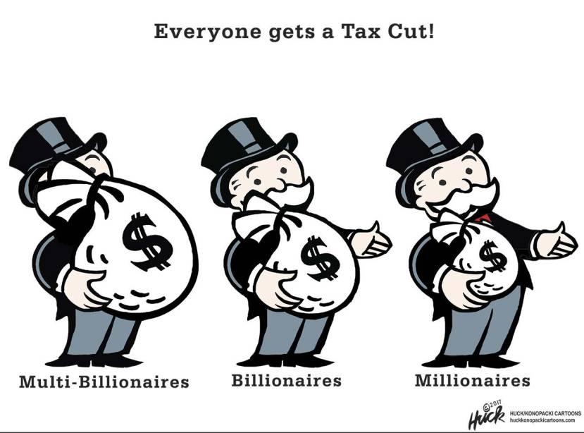 herkes vergi indiriminden yararlanır