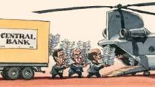 helikopter parası friedman merkez bankası parası ile finansman 1